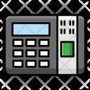 Biometric Verification Icon