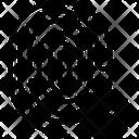 Biometricsv Biometrics Verification Biometrics Password Icon
