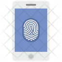 Biometry Mobile Access Icon