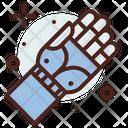 Bionic Arm Icon