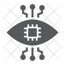 Bionic Contact Lens Icon