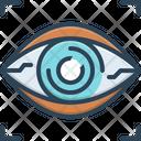 Bionic Contact Lens Bionic Lens Icon