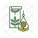 Biophilic design Icon