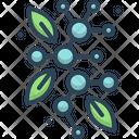 Bioplast Degradation Disposable Icon