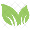 Bipartite Divided Twig Icon