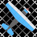 Biplane Icon