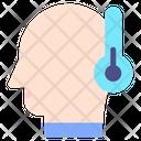Bipolar Mind Thought Icon