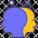 Bipolar Personality Icon