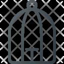 Bird Cage Animal Icon