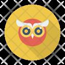 Bird Nightbird Owl Icon