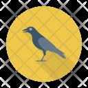 Bird Crow Fly Icon