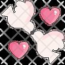Bird Love Birds Romance Icon