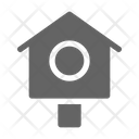 Bird House Nest Icon