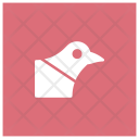 Bird Fly Sparrow Icon