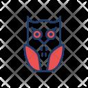 Bird Fly Owl Icon