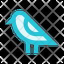 Bird Fly Dove Icon