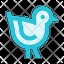 Bird Dove Fly Icon