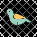 Bird Animal Wildlife Icon