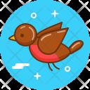 Bird Animal Animals Icon