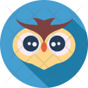 Bird Owl Angry Icon