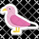 Bird Pigeon Dove Icon