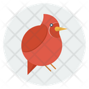 Bird Nature Pastel Icon