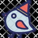 Bird Dove Peaceful Icon