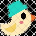 Bird Saint Patrick Animal Icon
