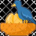 Bird Animal Fly Icon