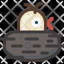 Bird Birth Life Icon