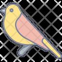 Bird Sparrow Nature Icon