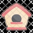 Bird Nest House Icon