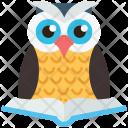 Bird Owl Wild Icon
