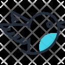 Bird Communication Media Icon