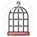 Bird Cage Cage Pet House Icon