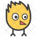 Bird Emoji Icon