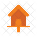 Bird House Icon