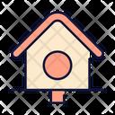 Bird House Bird Home House Icon