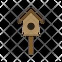 Bird House Bird Animal Icon
