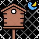 Bird House Icon