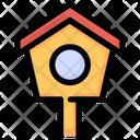 Winter House Spring Icon