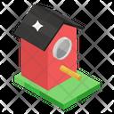 Bird House Bird Feeder Bird Box Icon