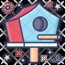 Birdhouse Bird Home Bird Box Icon