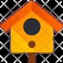 Bird House Birdhouse Bird Icon