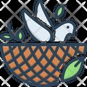 Bird In Nest Bird Nest Icon