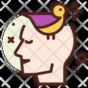 Bird Mind Icon