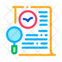 Bird Document List Icon