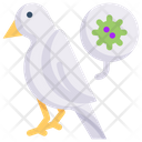 Bird Virus Icon