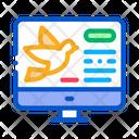 Bird Webpage Icon