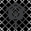 Birdhouse Chicken Bird Icon